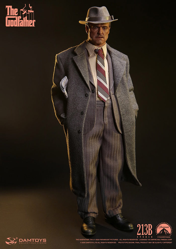 [Pre-Order] The Godfather - Vito Corleone (Golden Years Version) Sixth Scale Figure